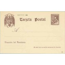 1938. Cervantes. 20 c. castaño (Laiz 83) 112€