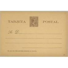 1894. Pelón. 2 c. castaño oscuro sobre anteado (Laiz 29) 61€