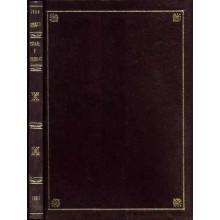 LA OBRA DE JUAN SPERATI. Reedición de la parte de España y Colonias. Texto en español. Madrid, 1983. Encuadernado en piel