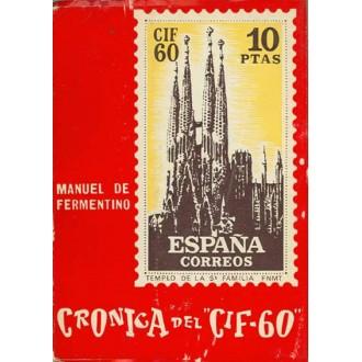 """COLECCIÓN """"LA CORNETA"""" Nº. 3 CRONICA DEL """"CIF-60"""", por Manuel de fermentino. Editorial Artigas. Barcelona."""