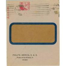 Matrona. 30 c. rojo. PHILIPS IBÉRICA, S. A .E. (Laiz 1249) 220€