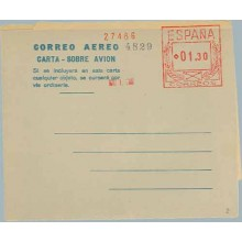 1947. 1,30 p. (II) fondo gris claro. Tipo A (Laiz 2) 22€
