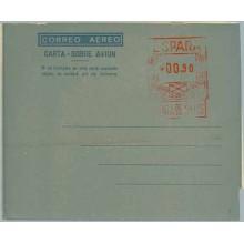 1948. 0,90 p. Serie gris oscuro. Tipo B (Laiz 8) 17€