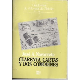 CUARENTA CARTAS Y DOS COMODINES. José Navarrete,