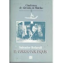 EL CORREO POR ESQUÍS. Salvador Bofarull