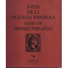 1998. CATÁLOGO DE SUBASTA. JOYAS DE LA FILATELIA ESPAÑOLA. Afinsa