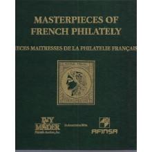1998. CATÁLOGO DE SUBASTA. PIECES MAITRESSES DE LA PHILATELIE FRANCAIS. Ivy Mader-Afinsa