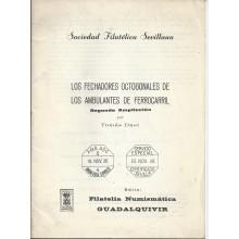 LOS FECHADORES OCTOGONALES DE LOS AMBULANTES DE FERROCARRIL. Segunda ampliación.1979. Tomás Dasí
