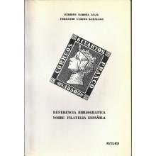 REFERENCIA BIBLIOGRAFICA SOBRE FILATELIA ESPAÑOLA. Aviles 1985. Enrique Baroxa Leal y Fernando Camino Zamalla