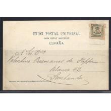 Tarjetas Postales. Irún. Hauser y Menet. Nº 312