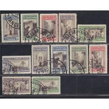 Tanger. 1946. Huérfanos de Telégrafos. Ed. 35/46. 140 €