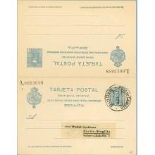 1925. Vaquer. 25 c. + 25 c. azul. Madrid a Berlín. Mat. Estacion de Cambio Madrid (Laiz 60) 210€